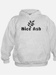 Nice Ash Hoodie