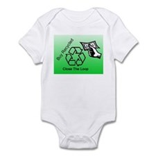Buy Recycled Infant Bodysuit