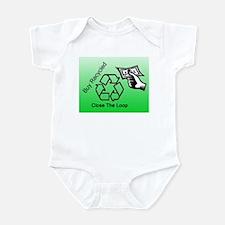 Buy Recycled Infant Bodysuit