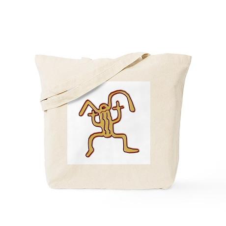 Chumash Being Spirit Tote Bag