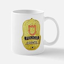 Tijuana Police Agente Mug