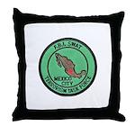 FBI SWAT Mexico City Throw Pillow