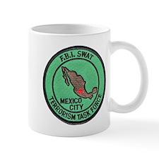 FBI SWAT Mexico City Mug