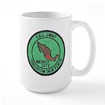 FBI SWAT Mexico City Large Mug