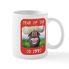 Year of The Ox 1997 Mug