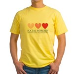 **NEW ITEM** Yellow T-Shirt
