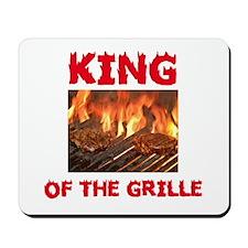 BBQ KING Mousepad
