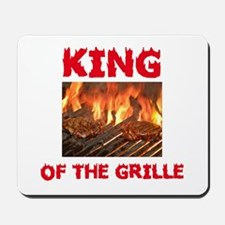 BBQ KING Mousepad