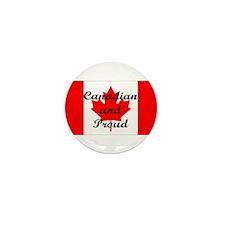 Canadian Pride Mini Button (100 pack)