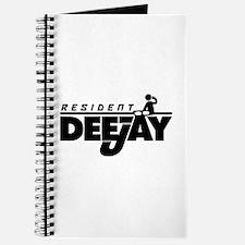 Resident DJ Journal