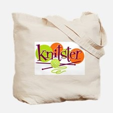 Knitster Tote Bag