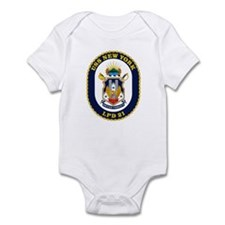 LPD 21 New York Infant Bodysuit