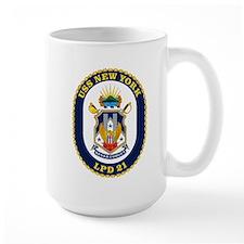LPD 21 New York Mug