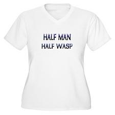 Half Man Half Wasp T-Shirt