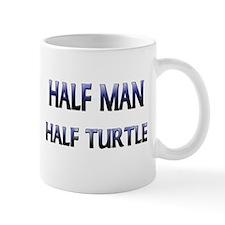 Half Man Half Turtle Mug