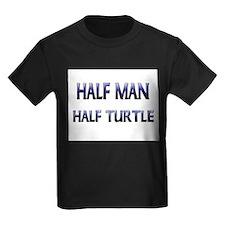 Half Man Half Turtle T
