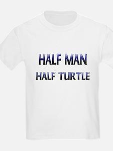 Half Man Half Turtle T-Shirt