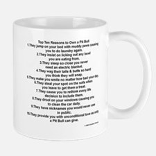 toptenpitbull Mugs