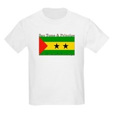 Sao Tome & Principe Kids T-Shirt