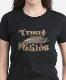 Trout Fishing Tee