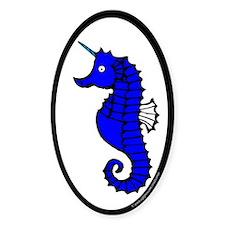Atlantia Populace Oval Sticker