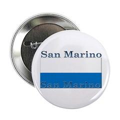 "San Marino 2.25"" Button (100 pack)"
