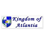 Atlantia Bumper Sticker (10 pk)