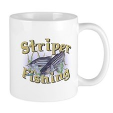 Striper Fishing Mug