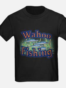 Wahoo Fishing T