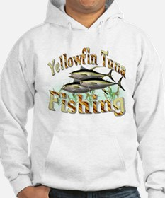 Yellowfin Tuna Fishing Hoodie