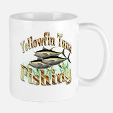 Yellowfin Tuna Fishing Mug