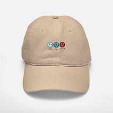 Peace Joy Sisterhood Hat