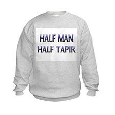 Half Man Half Tapir Sweatshirt