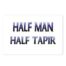 Half Man Half Tapir Postcards (Package of 8)