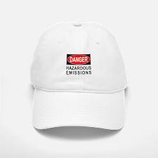 DANGER Baseball Baseball Cap