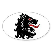 An Tir Populace Oval Sticker