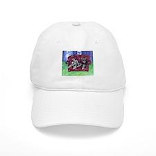 Schnauzer Mooove Over Baseball Cap