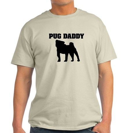 Pug Daddy Light T-Shirt