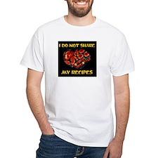 BBQ RECIPE Shirt