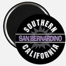 "San Bernardino California 2.25"" Magnet (10 pack)"