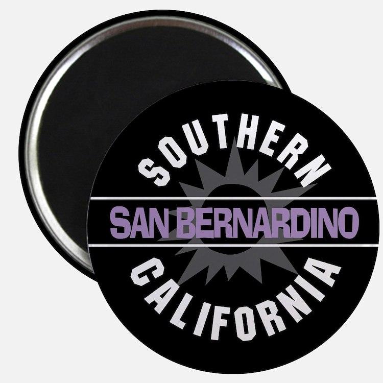 San Bernardino California Magnet