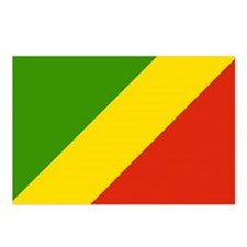 Rep of the Congo Postcards (Package of 8)