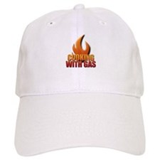 Cooking With Gas Baseball Cap