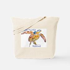 Sea Turtle Rescue 1 Tote Bag