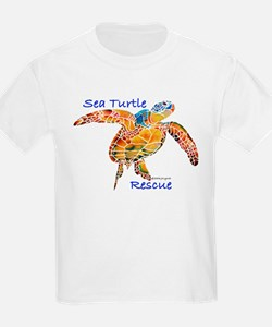 Sea Turtle Rescue 1 T-Shirt