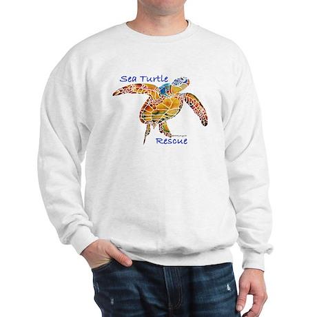 Sea Turtle Rescue 1 Sweatshirt