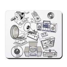 Sound Inventions Mousepad