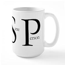SP (Sane Person) (2) Mug