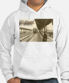 New York Central Hoodie