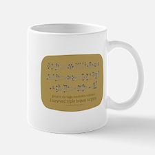 Sumerian 'Triple Bypass' Small Mugs